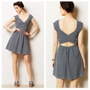 NEW Anthropologie Postmark Matilde Dress